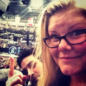 Garth Brooks Nov 2014 Trisha Yearwood