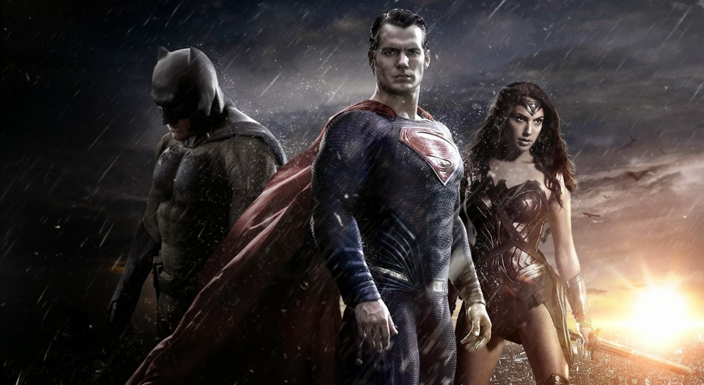 SupermanVsBatman